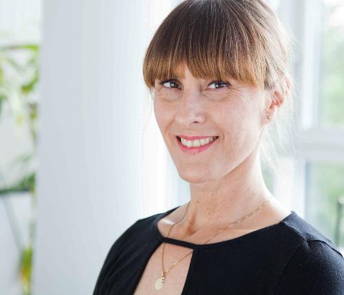 Natalja David, YOGA-Kursleiterin