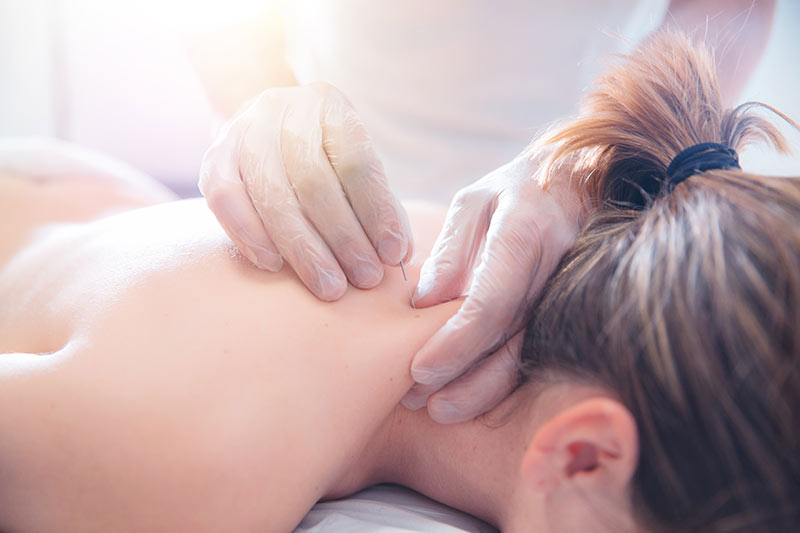 Augmentierte Elektro Akupunktur